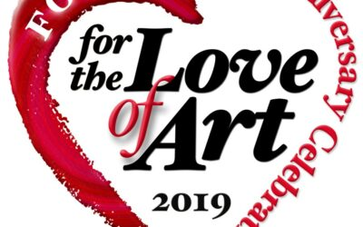 Tickets On Sale For The Love of Art: 25th Anniversary Celebration!